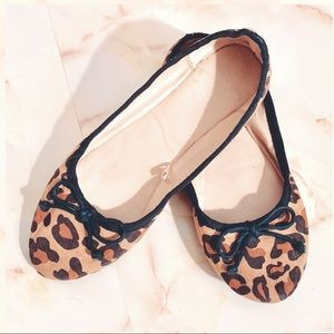 ▪️ mix no. 6 kaoni leopard animal ballet flats 8